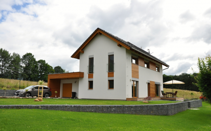 Realizace domu DRAGON 130 Evo