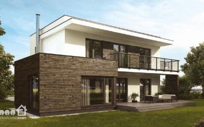 Nová řada domů EXCLUSIVE